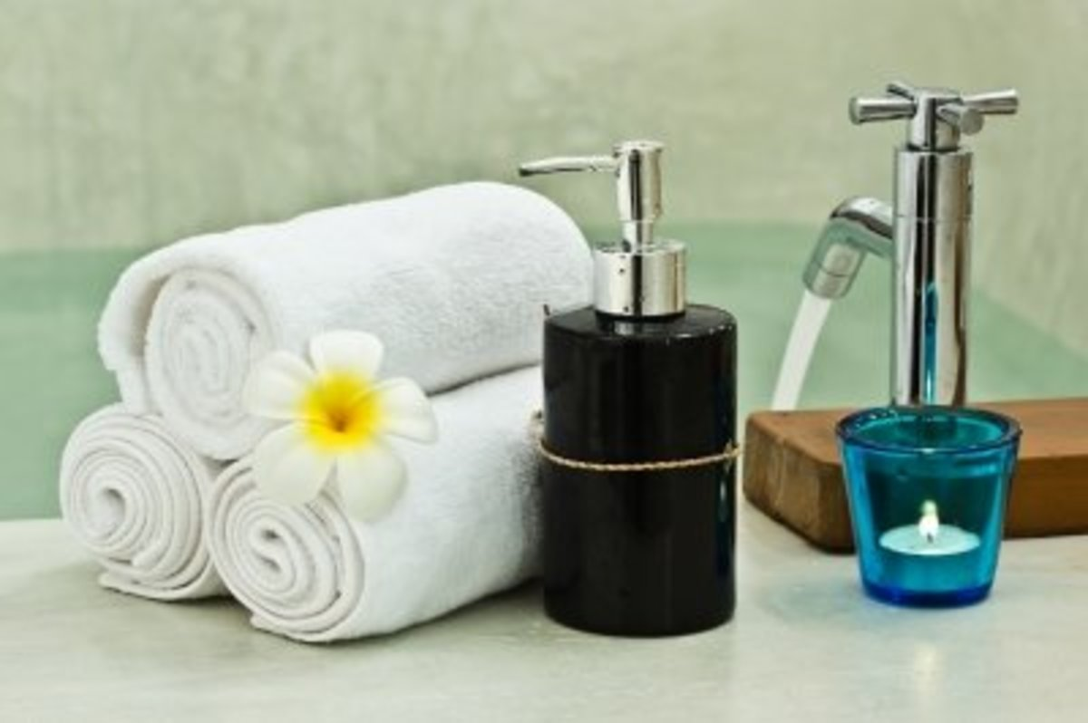 How to Make Scented Body Spray out of Scented Body Lotion.