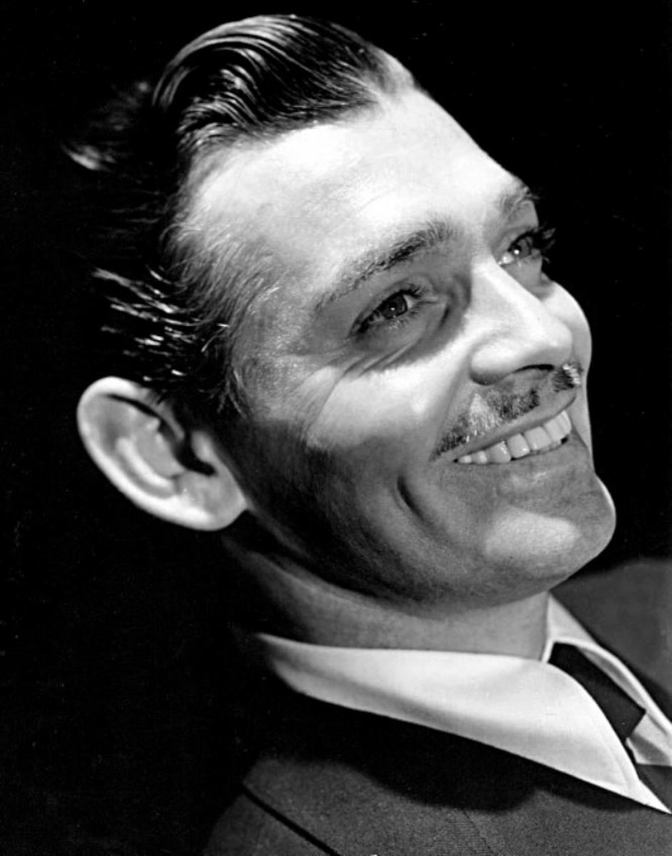 Clark Gable Desegregated 'Gone With the Wind' Movie Set