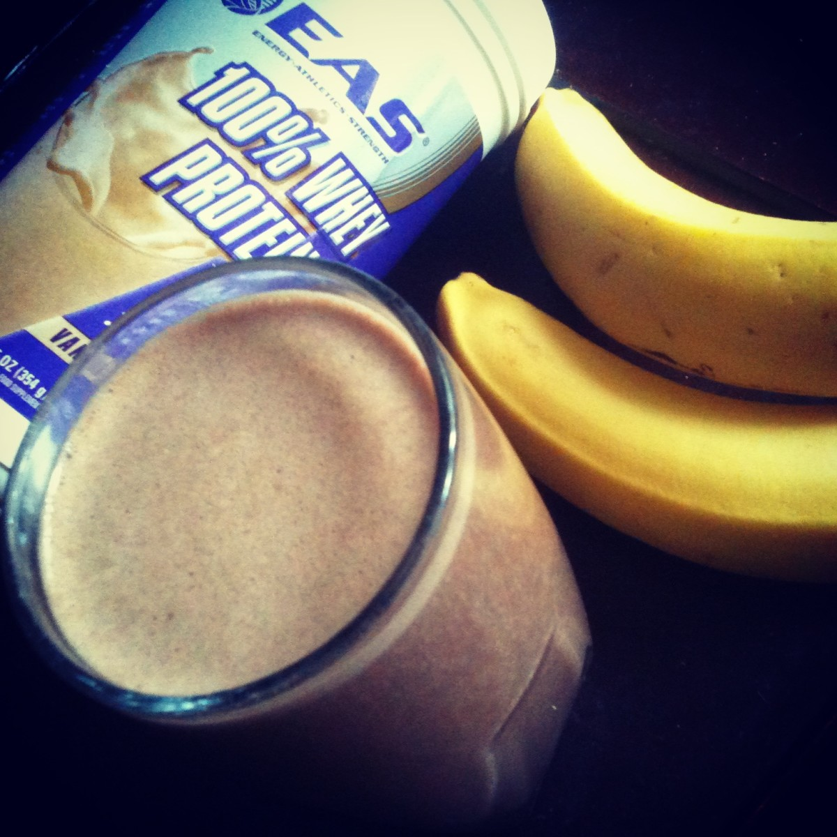 how to make a coffee protein shake