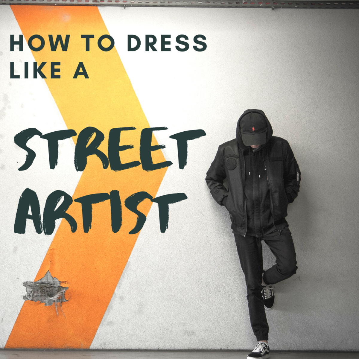 How to Dress Like a Street Artist