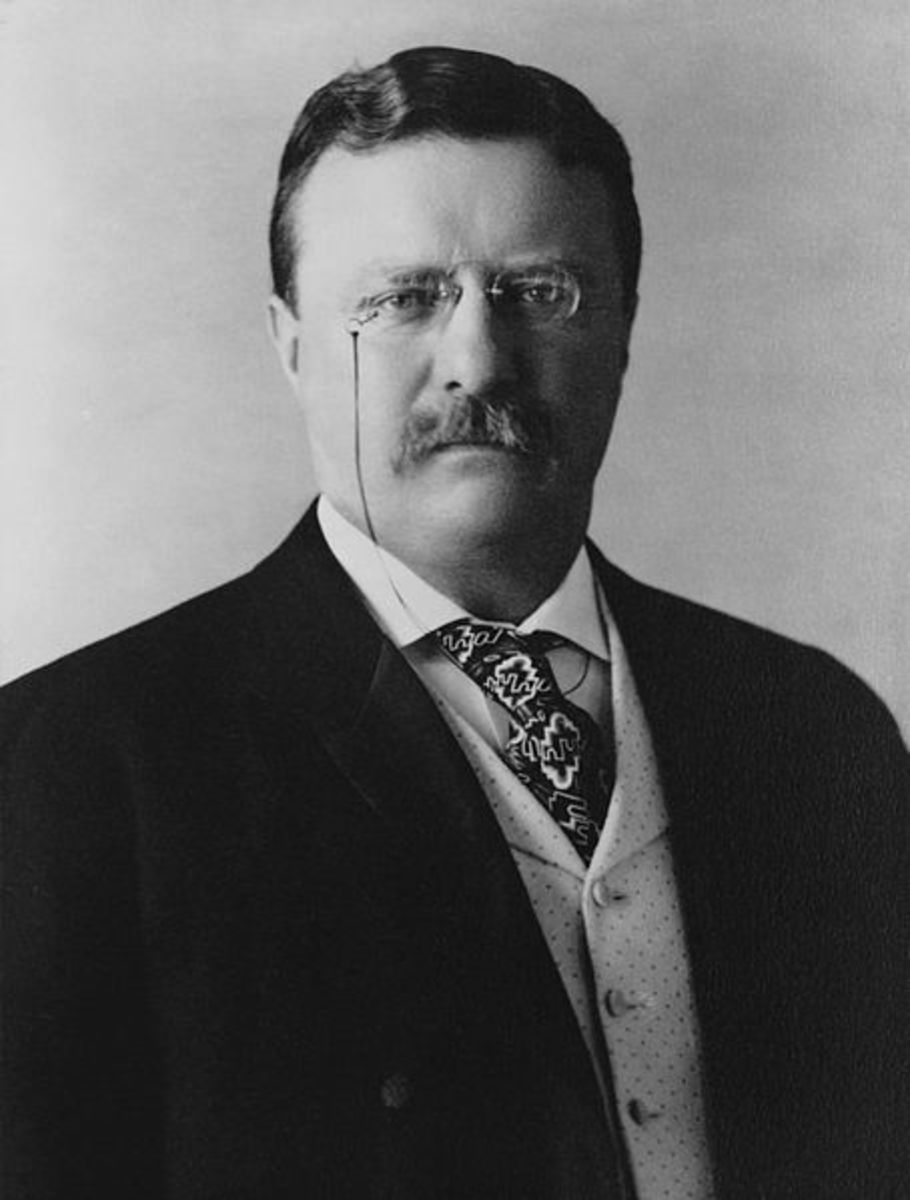 Teddy Roosevelt: Bigfoot Hunter?