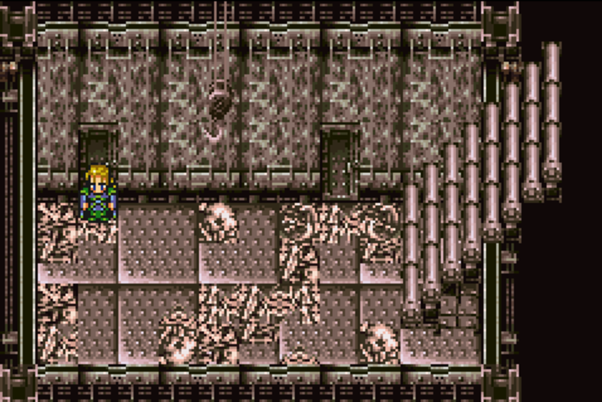 Final Fantasy VI walkthrough, Part Twenty-One: Magitek Research Facility