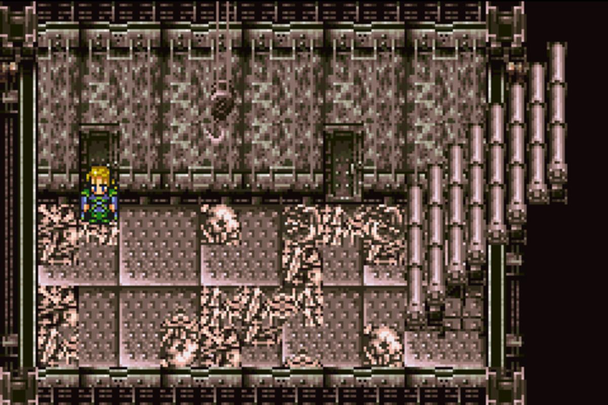 Final Fantasy VI walkthrough, Part Twenty-One: Magitek Research Facility