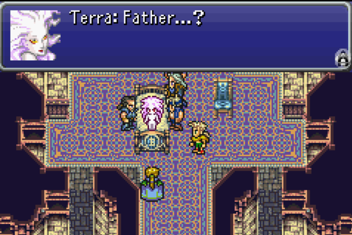 Final Fantasy VI walkthrough, Part Twenty-Two: Blackjack Exploration