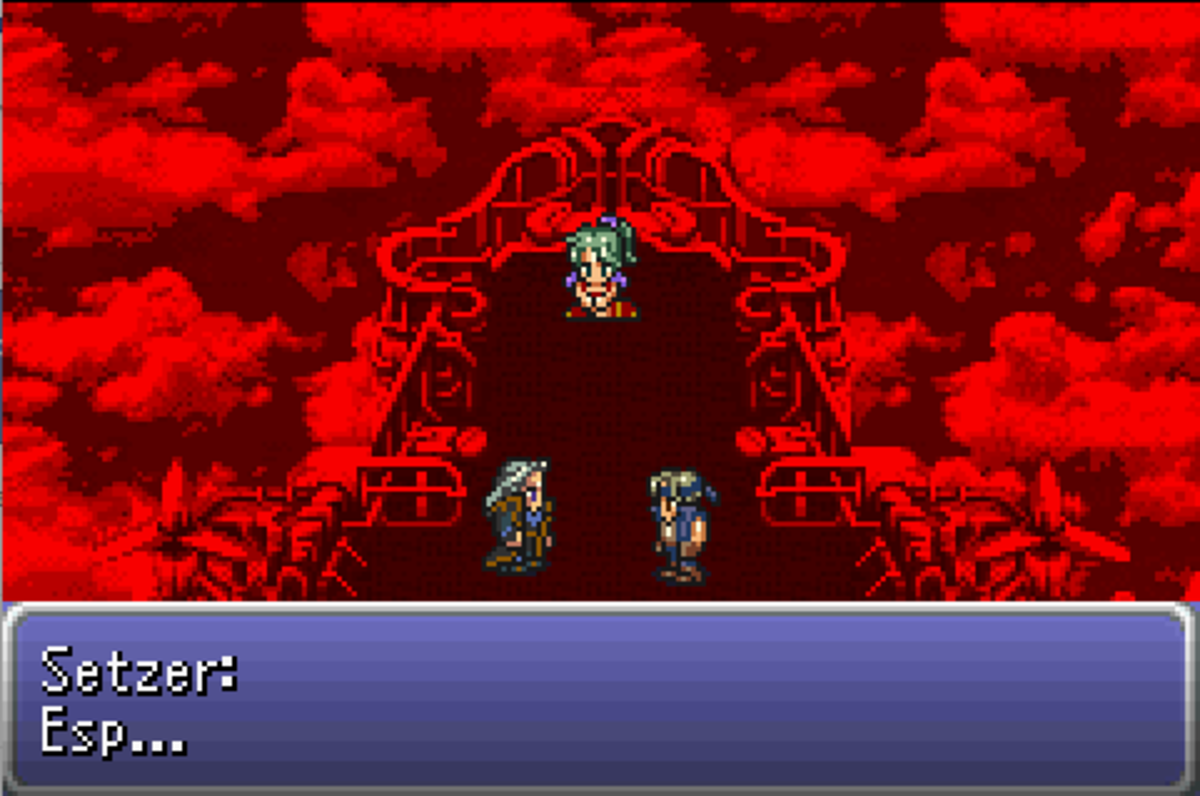 Final Fantasy VI walkthrough, Part Twenty-Four: Imperial Palace