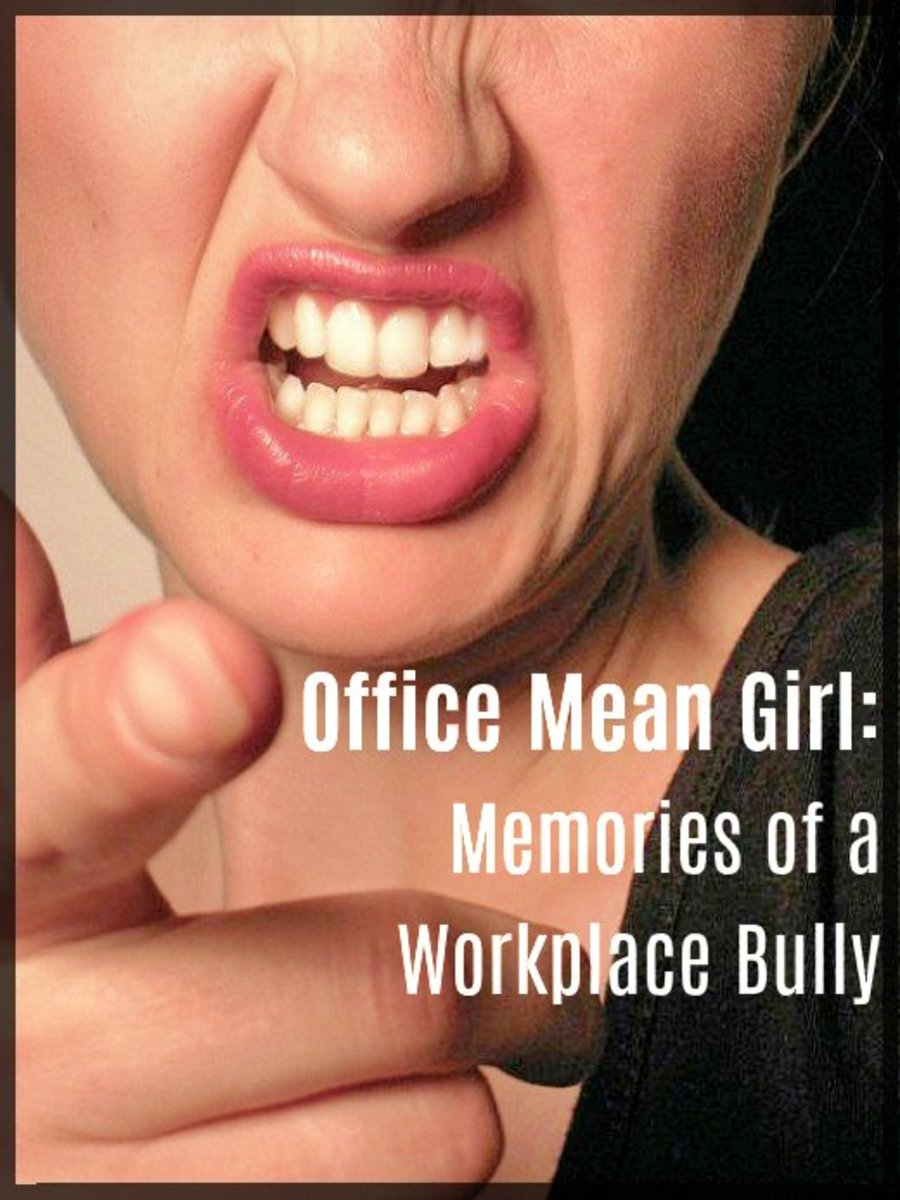 An Office Mean Girl made my dream job a nightmare, but slowly I learned to flourish anyway.