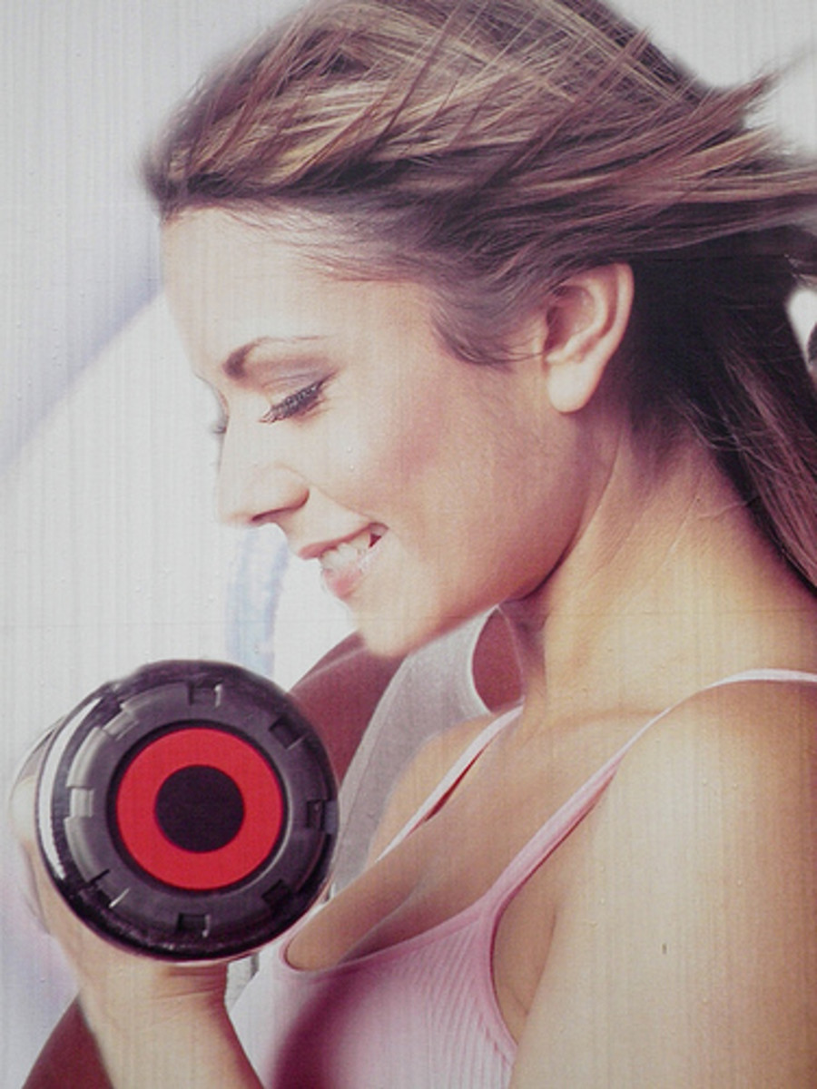 Exercise and Weight Maintenance for Women