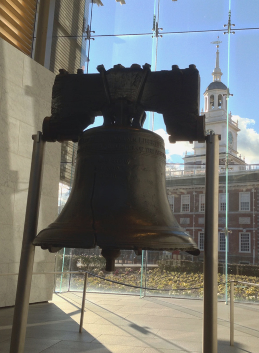 The Liberty Bell, Independence Historic Park