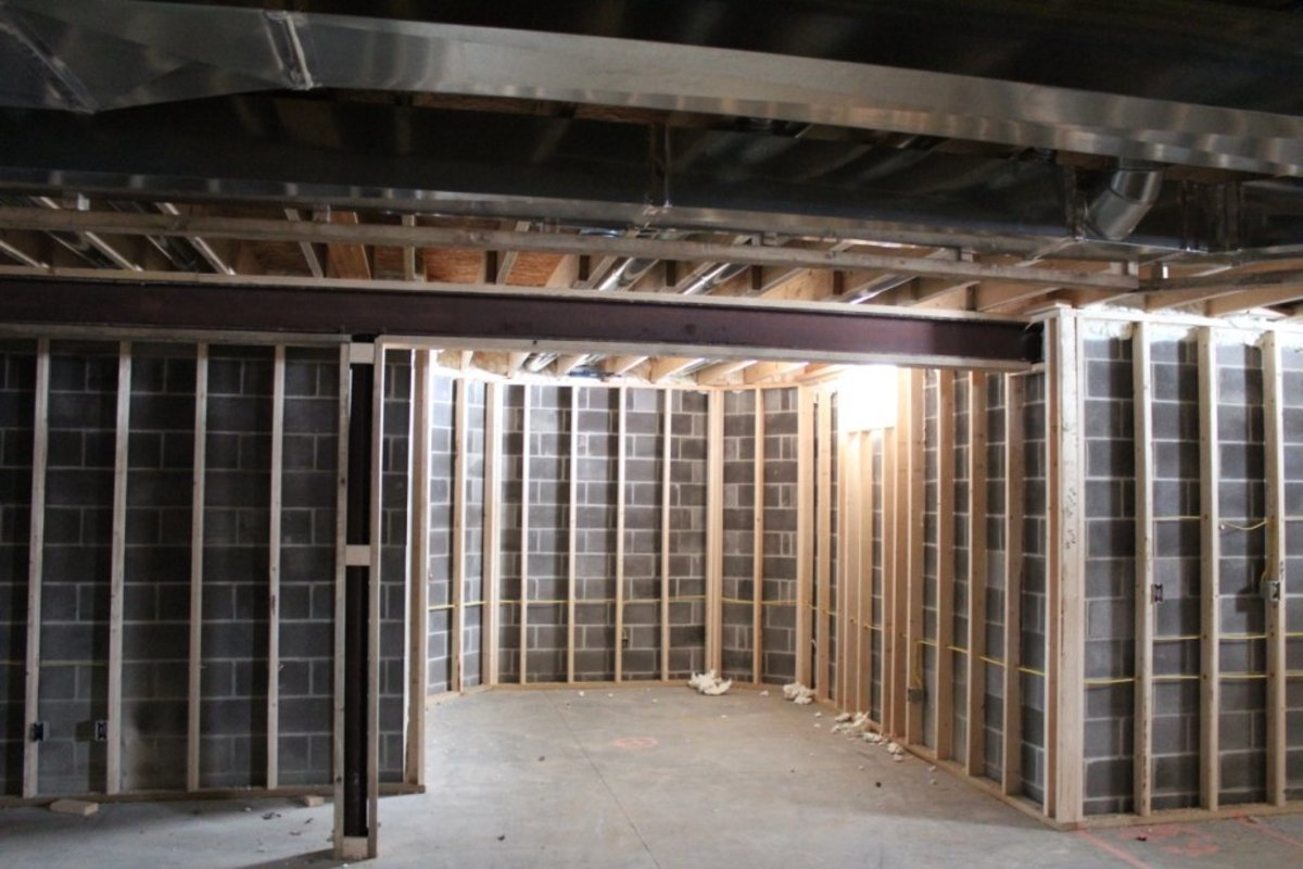 How to Frame and Finish Your Own Basement