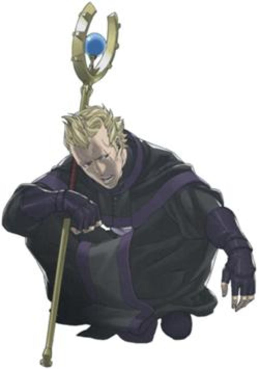 Fire Emblem: Awakening Child Units - Brady Info