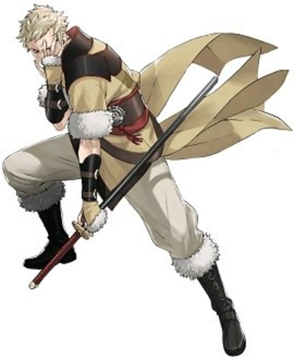 Fire Emblem: Awakening Child Units - Owain Info