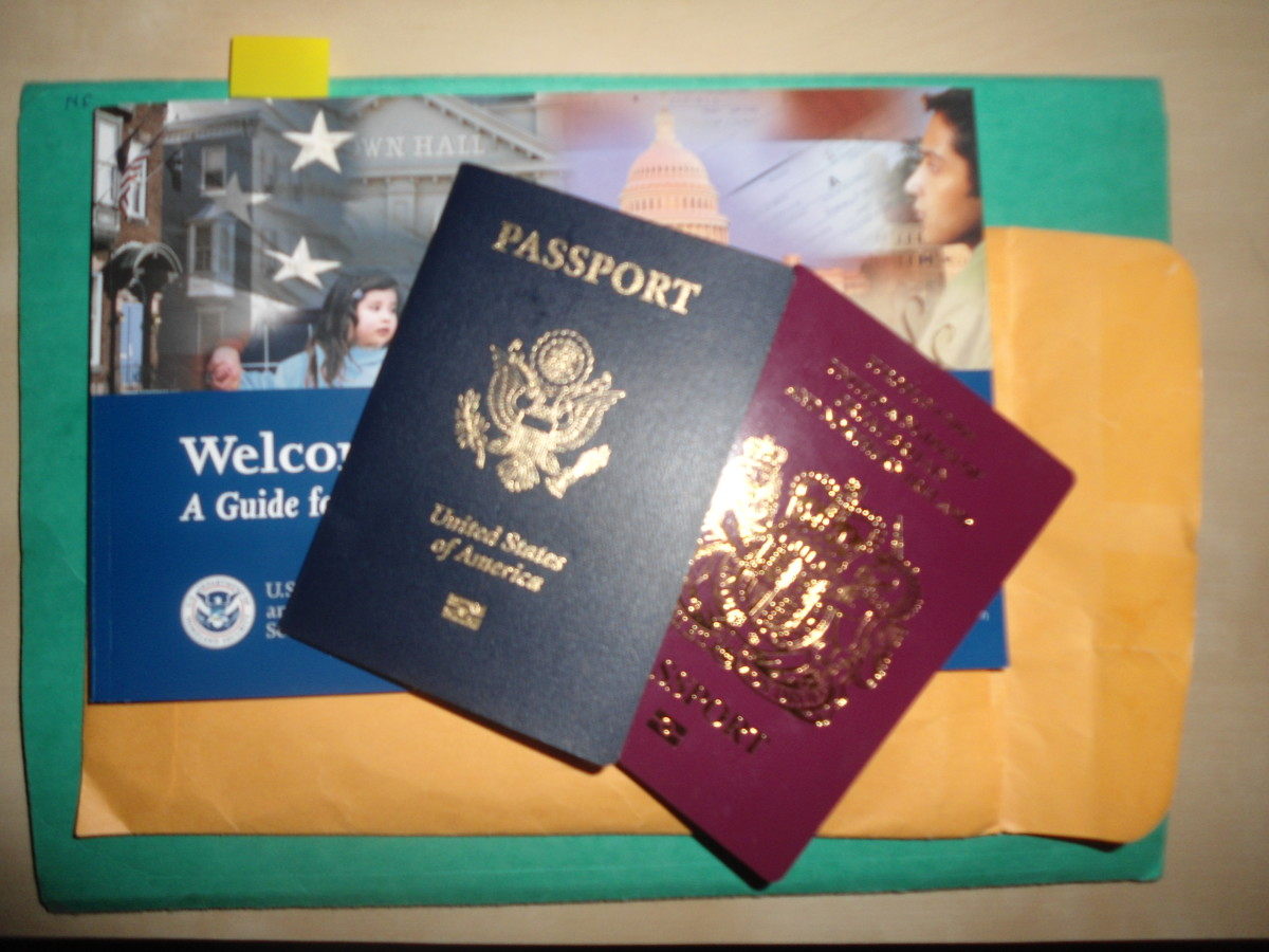 What to Bring to a USCIS Interview (AOS)