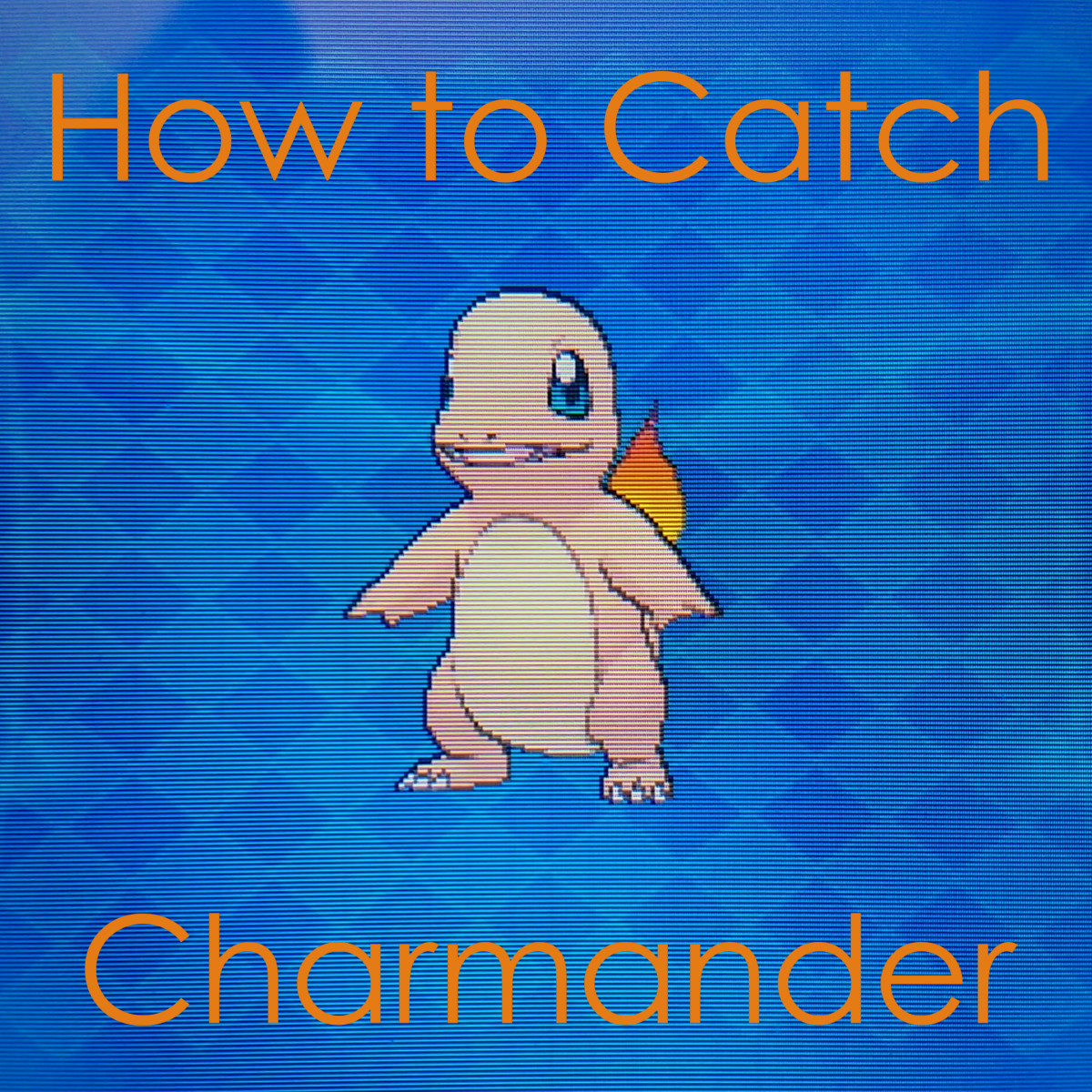 How to Get Charmander in the Pokémon Games