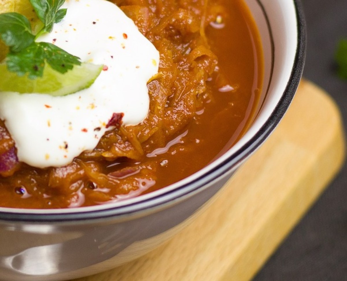 Goulash Soup: A Comforting Beef Stew Rich With Paprika and Herbs