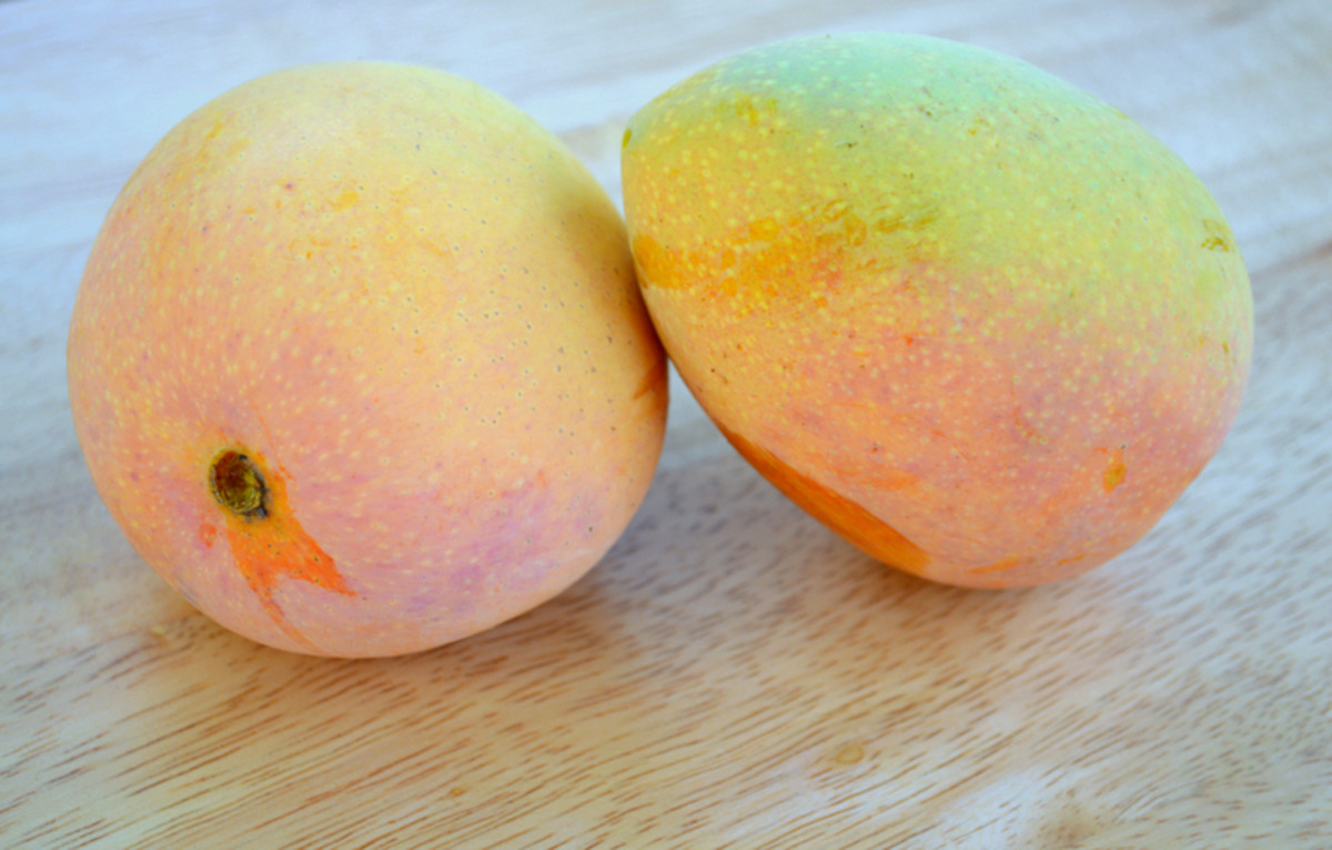 How to Peel Mangos if You're Allergic