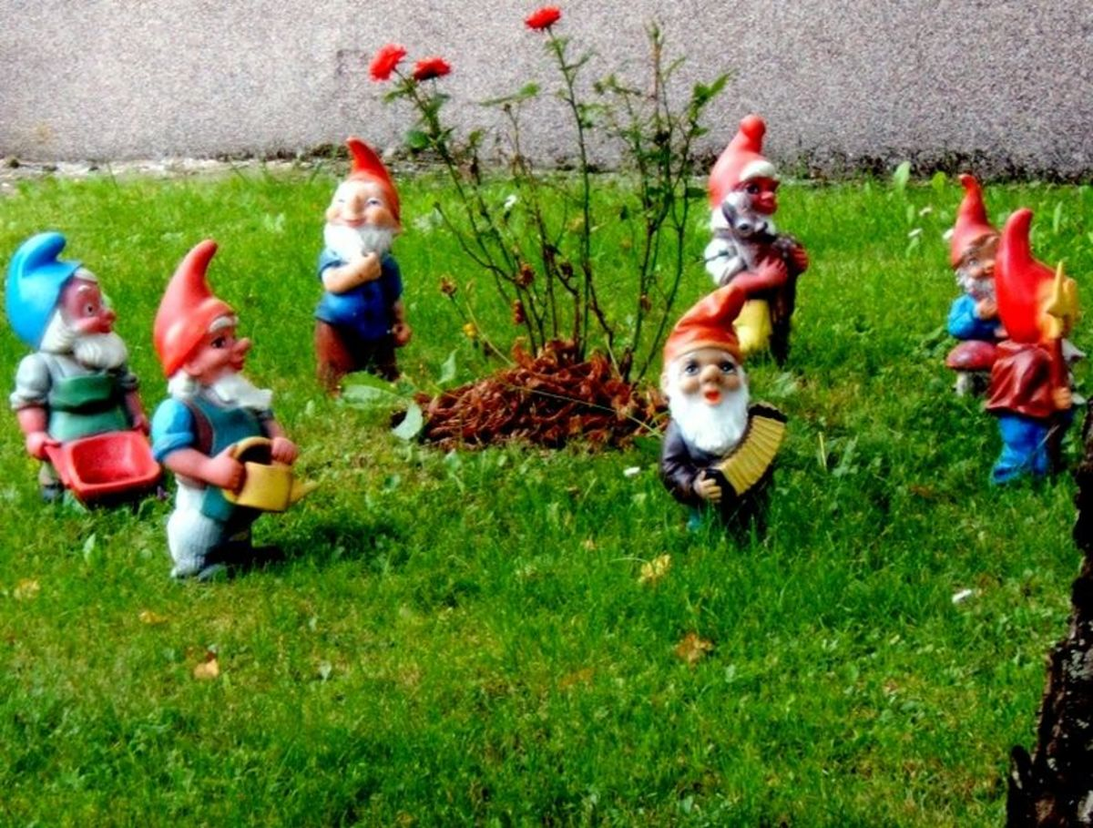 The History of the Garden Gnome | Dengarden on