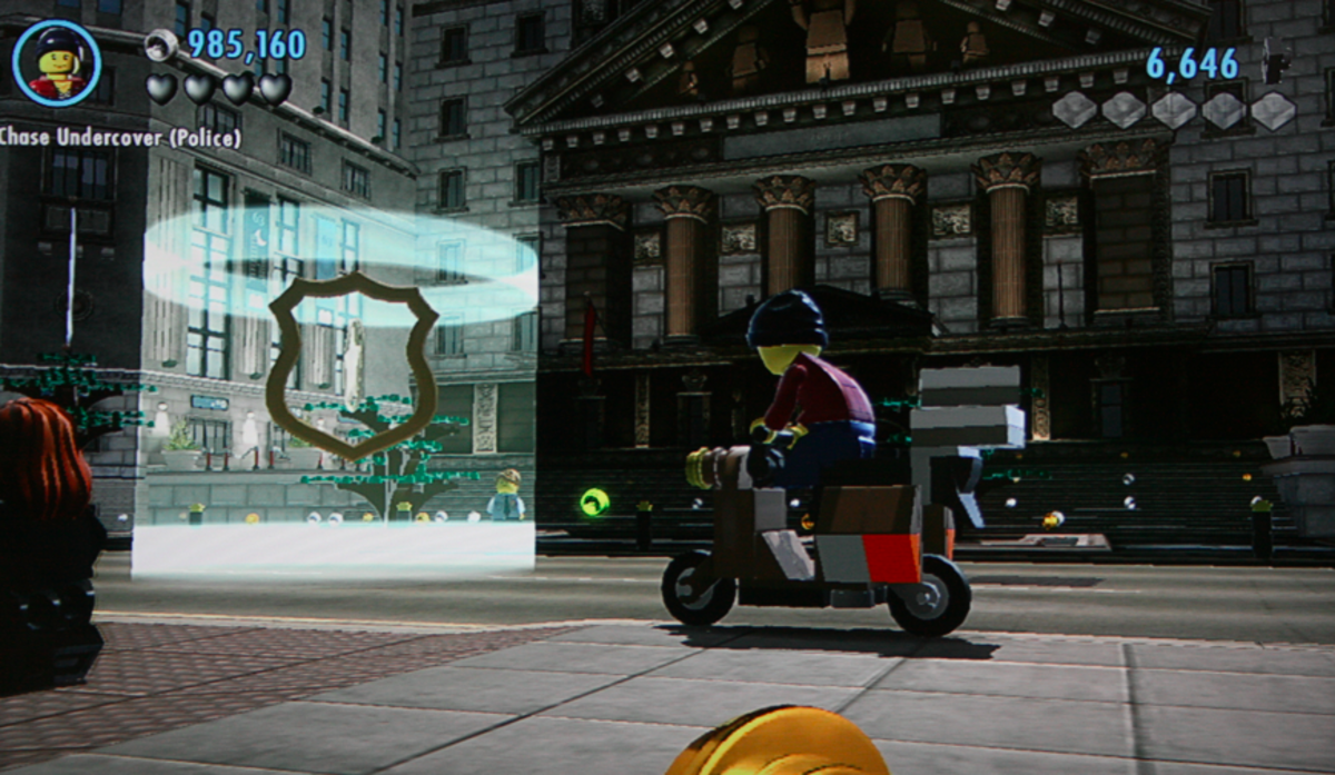 LEGO City Undercover walkthrough, Part Twelve: Dirty Work