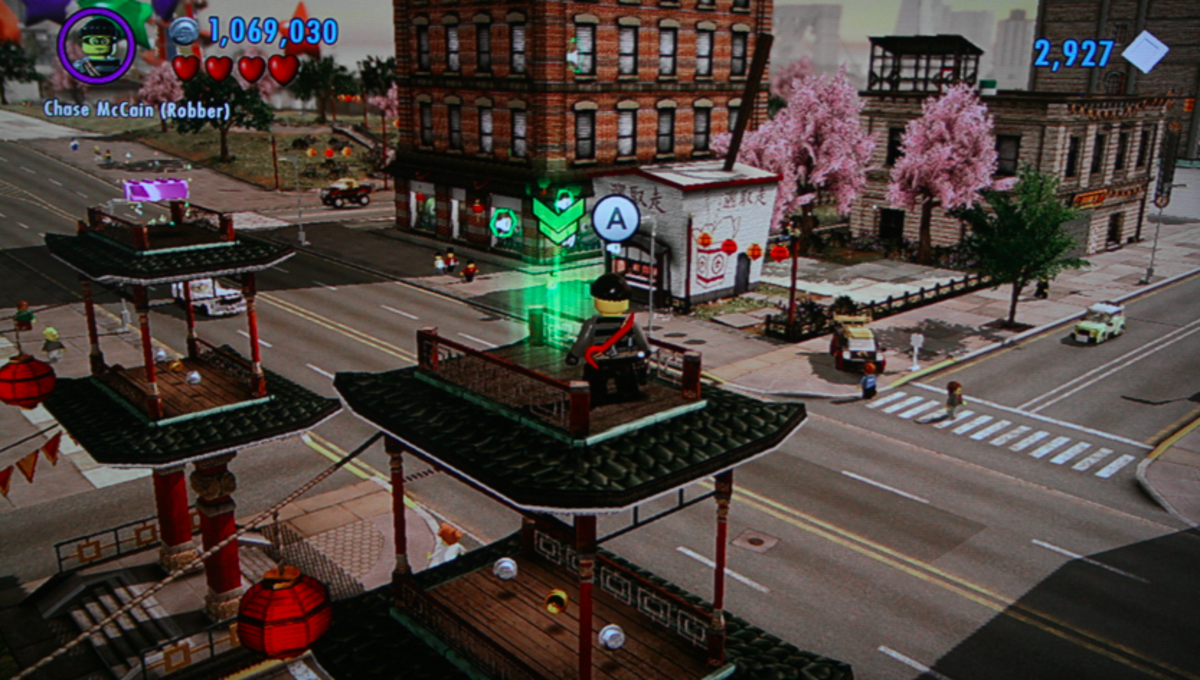 LEGO City Undercover Walkthrough, Part Thirteen: One Small Job for Chan