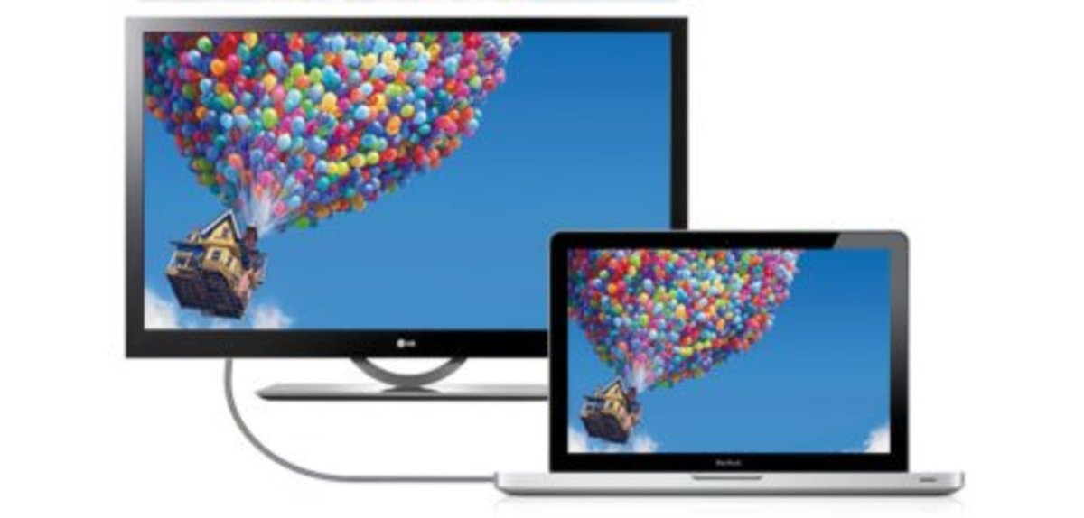 To Connect A Macbook Tv Using Hdmi, How To Mirror My Macbook Air Samsung Tv