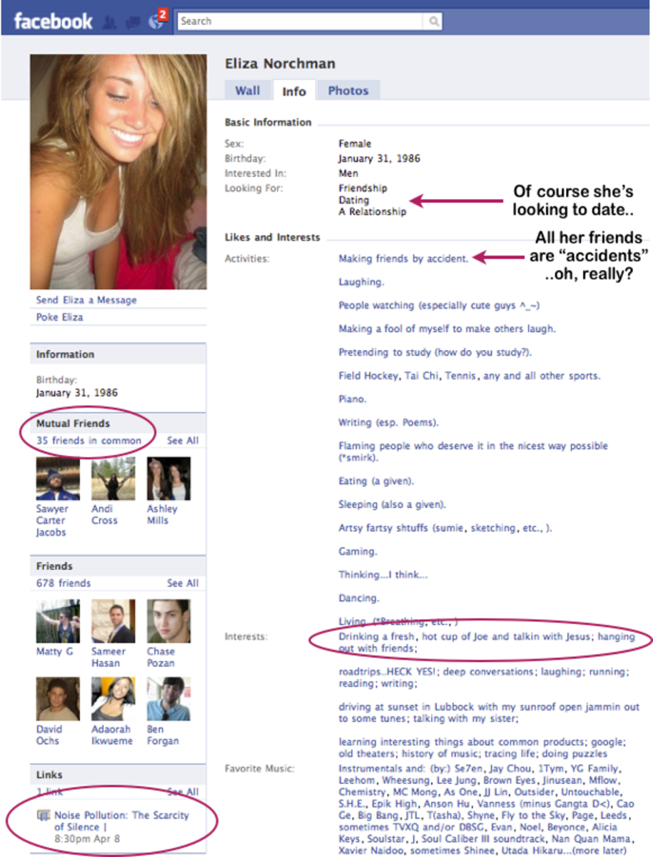 Fake Facebook Profiles: Are They Legal? Can I Get in Trouble?