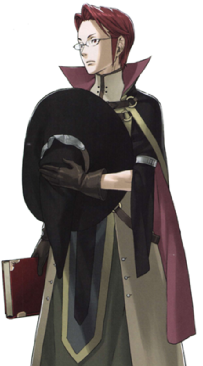 Fire Emblem: Awakening Child Units - Laurent Info