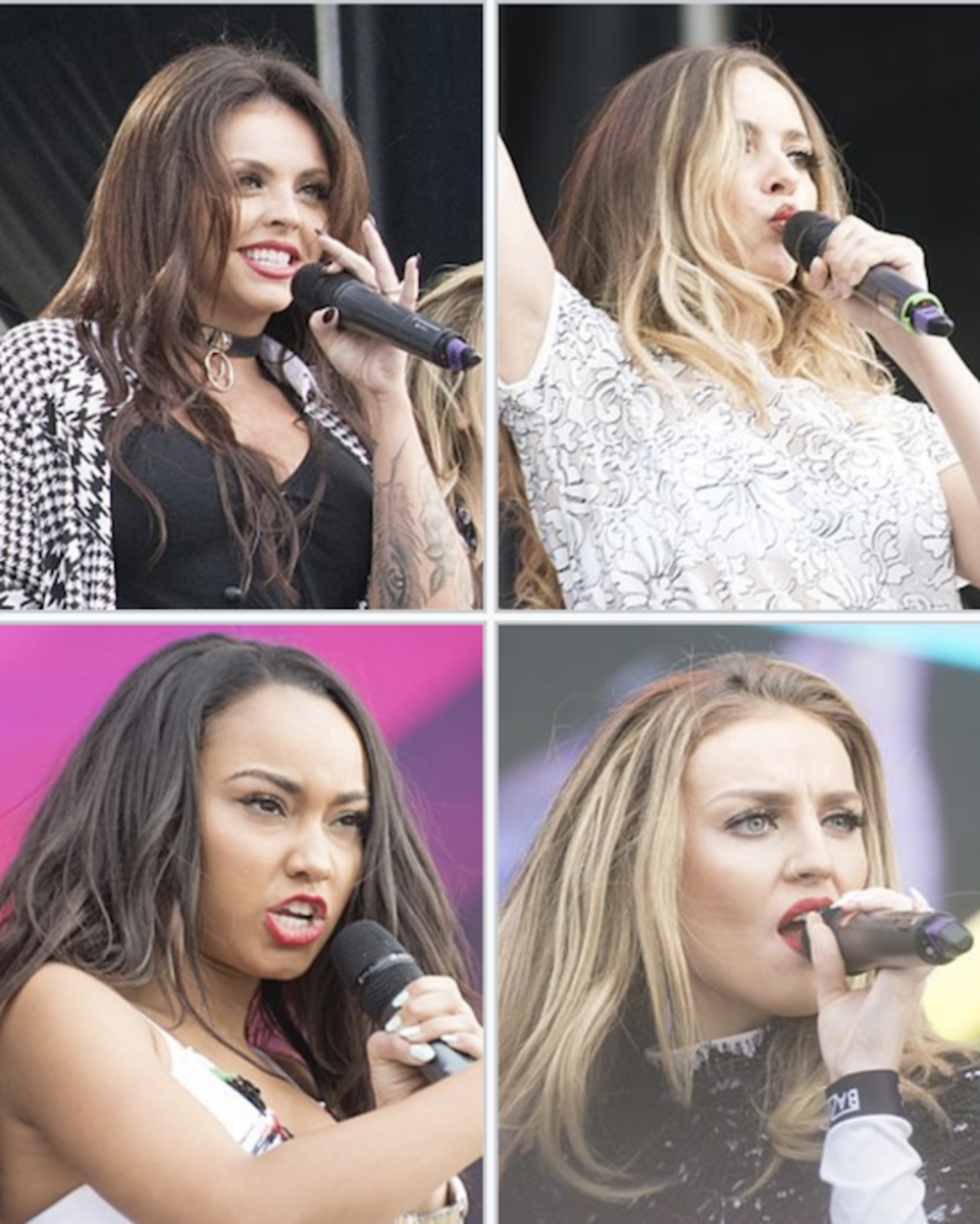 Who Are the Members of Little Mix?