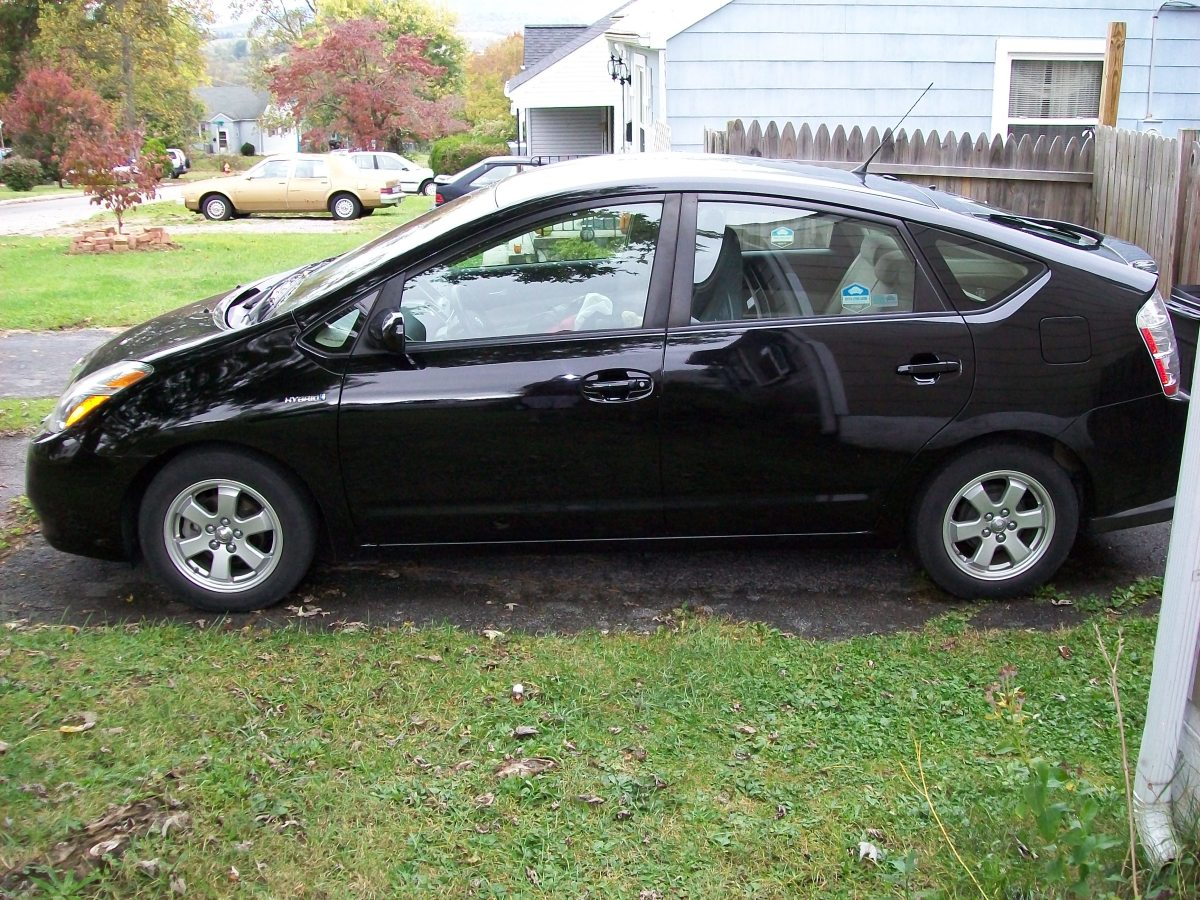 My 2nd Generation Toyota Prius, 2008 Model Year.