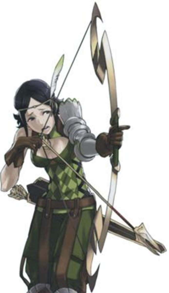 Fire Emblem: Awakening Child Units - Noire Info