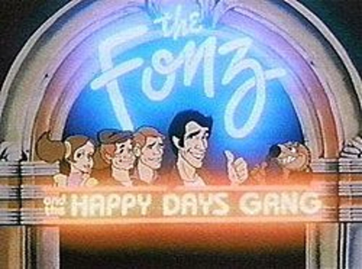"""Yes, Virginia - there was actually a """"Happy Days"""" spinoff that sucked worse than """"Joanie Loves Chachi."""""""