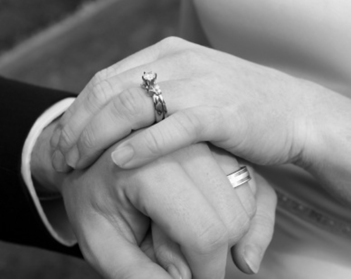 Marriage - is it between a man and a woman? Just two people? Or is it more complicated than that?