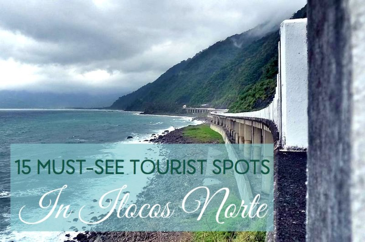 15 Must-See Tourist Spots in Ilocos Norte