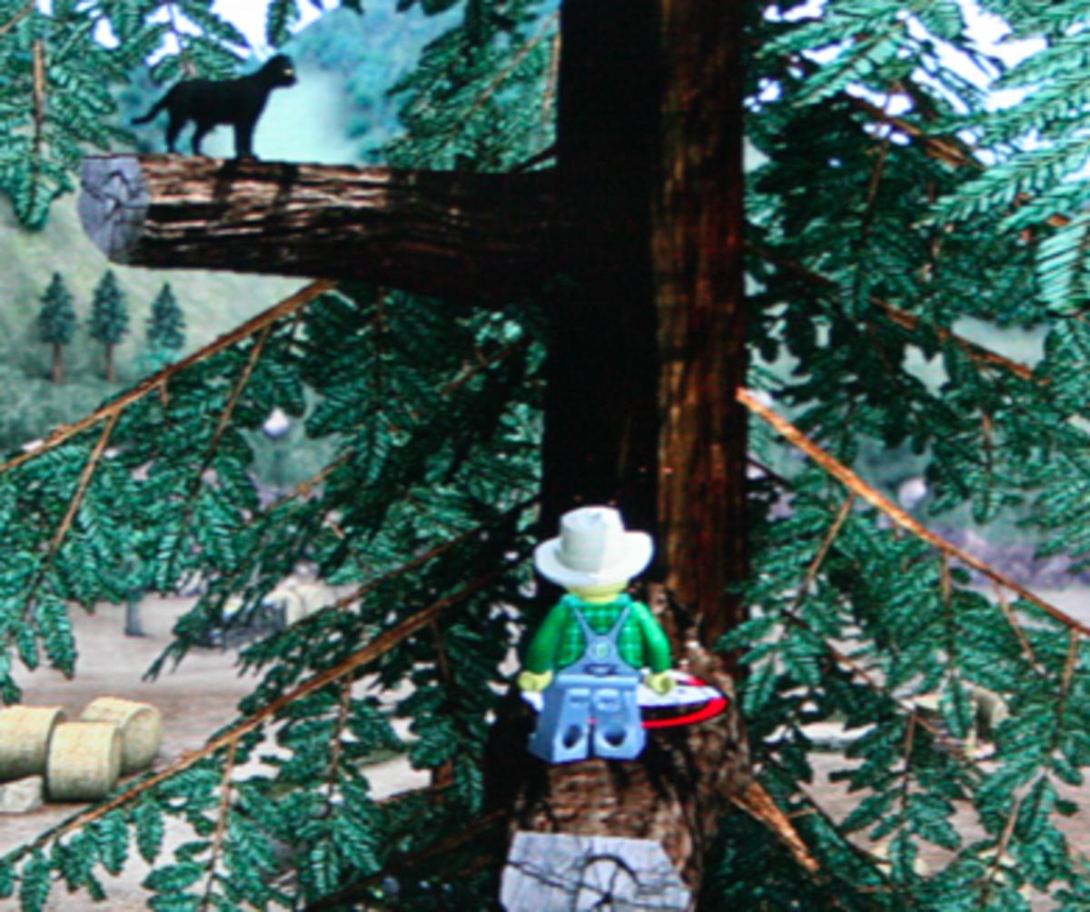 LEGO City Undercover Walkthrough: Fort Meadows Collectibles