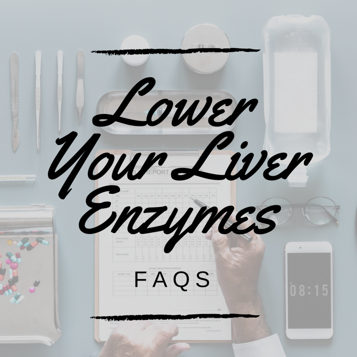 Elevated liver enzymes? Find out how to reverse this condition naturally.
