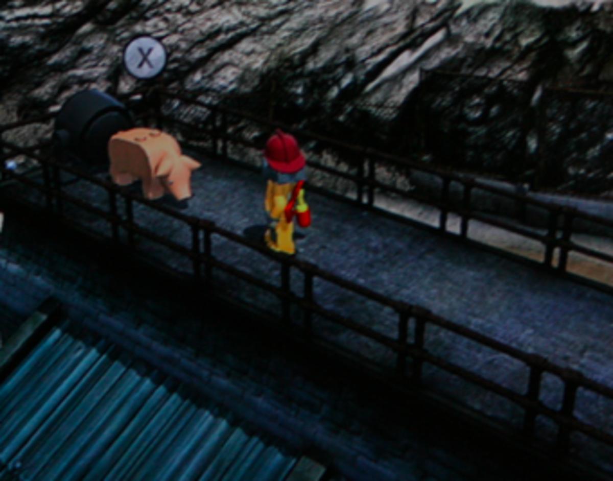 LEGO City Undercover Walkthrough: Albatross Prison Collectibles