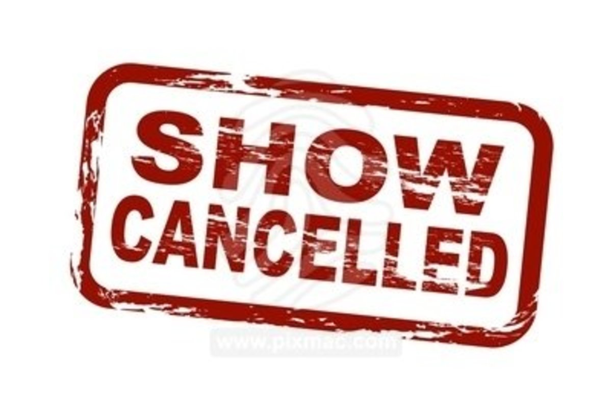 Cancelled or Rescheduled Events