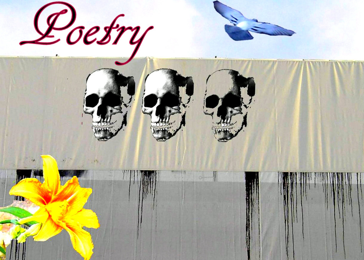 Poetry can be sweet or creepy -- according to your analysis.
