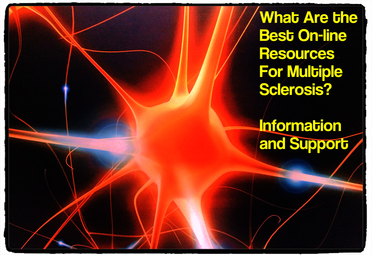 If you or someone you care about has MS, arm yourself with information about resources that are available.  Here are several to get you started.