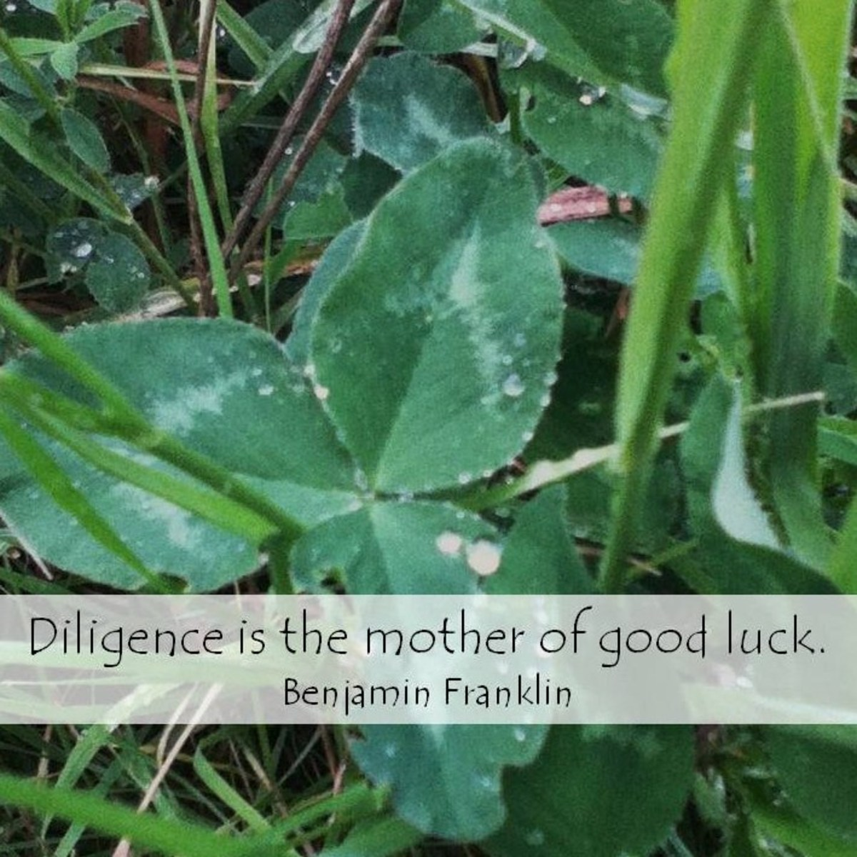 When it comes to finding good luck, do you rely on good luck charms and superstitious beliefs? Or do you believe that you can draw more good luck to you by changing the way you think and behave?