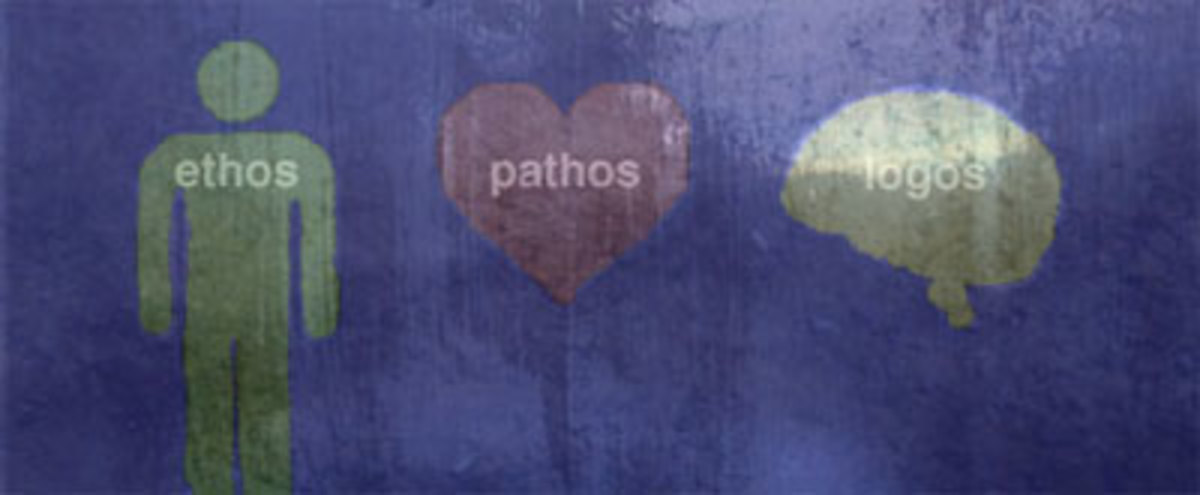 the three pillars of persuasion ethos logos pathos owlcation ethos pathos and logos