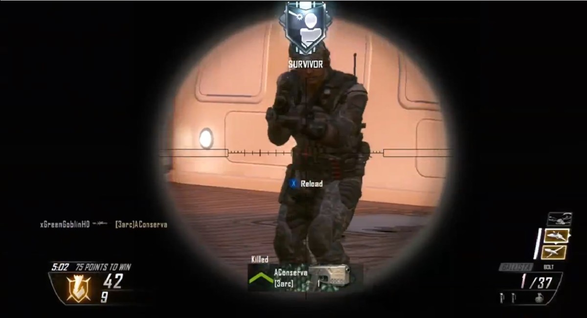 Black Ops 2 Quickscoping: The Best Sniping Tips For Beginners.