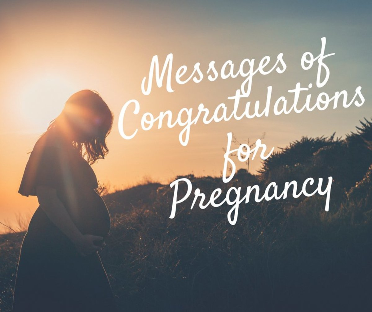 Pregnancy Congratulations: Messages, Wishes, and Poems for Cards