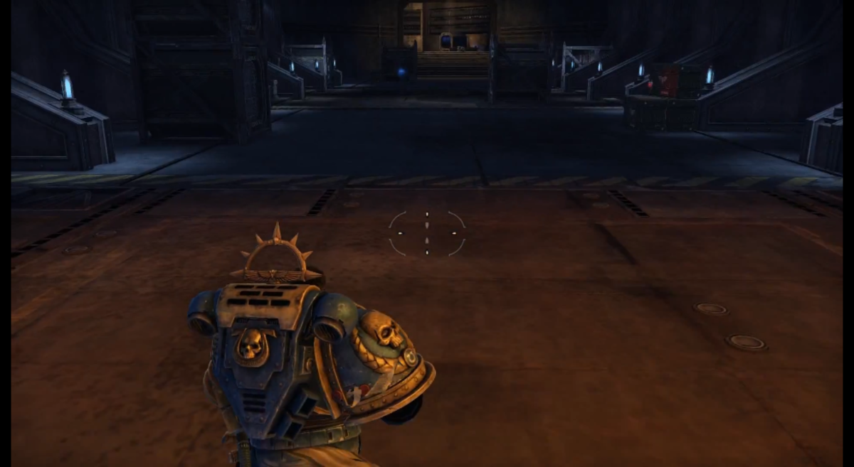 """Space Marine"" Servo Skull Guide: Prince of Daemons (Chapter 15)"