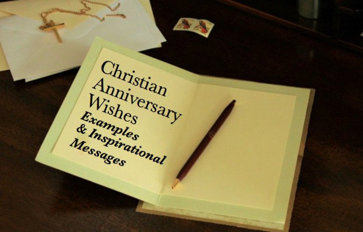 Figuring out what to write in a card for someone's anniversary can be tough. Use these examples to get ideas and inspiration.