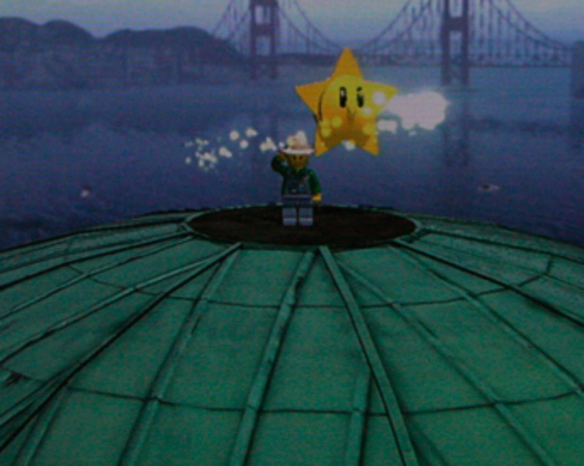 LEGO City Undercover Walkthrough: Power Star Locations