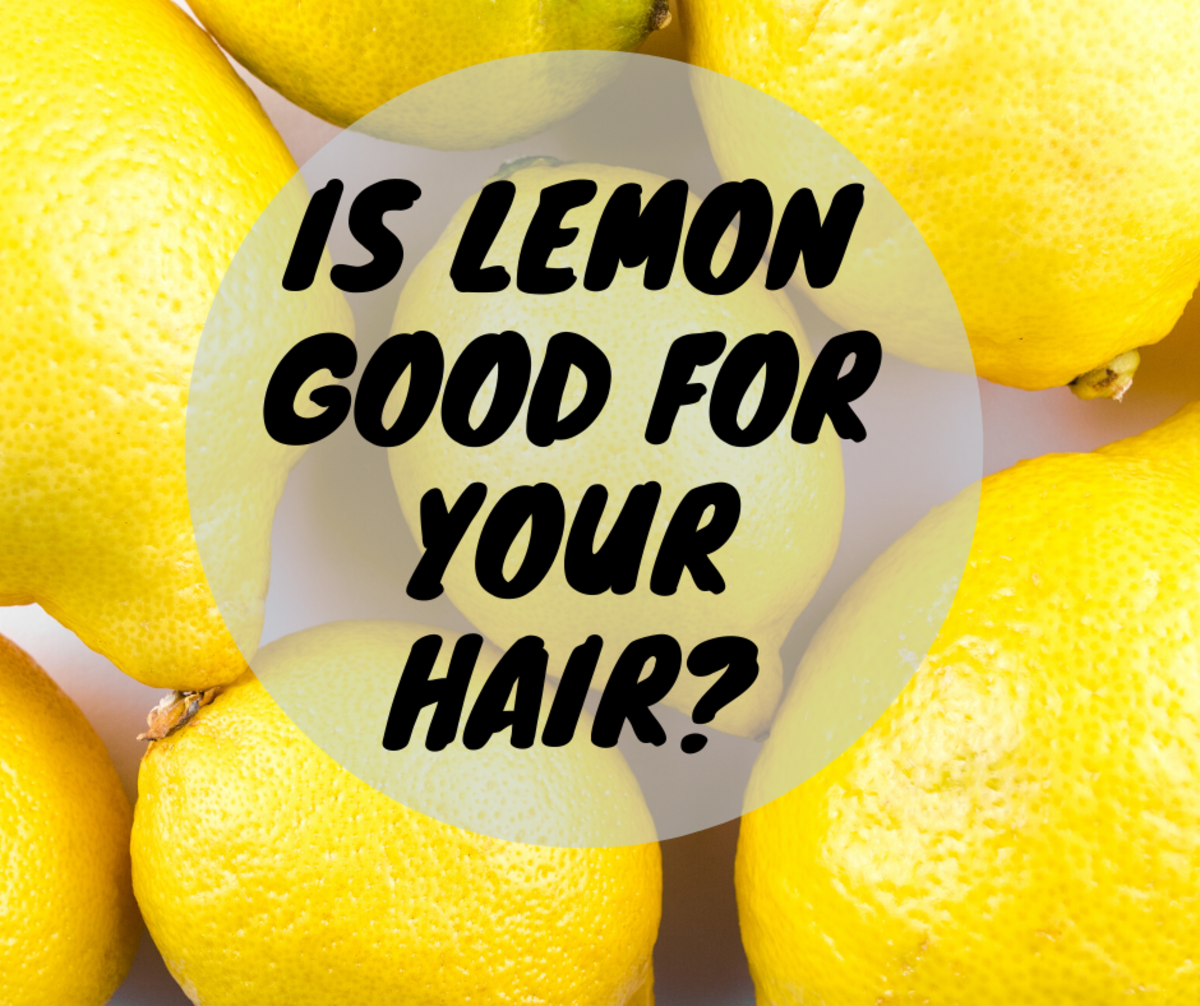 How to Use Lemon Juice to Rinse and Lighten Hair and Treat Dandruff