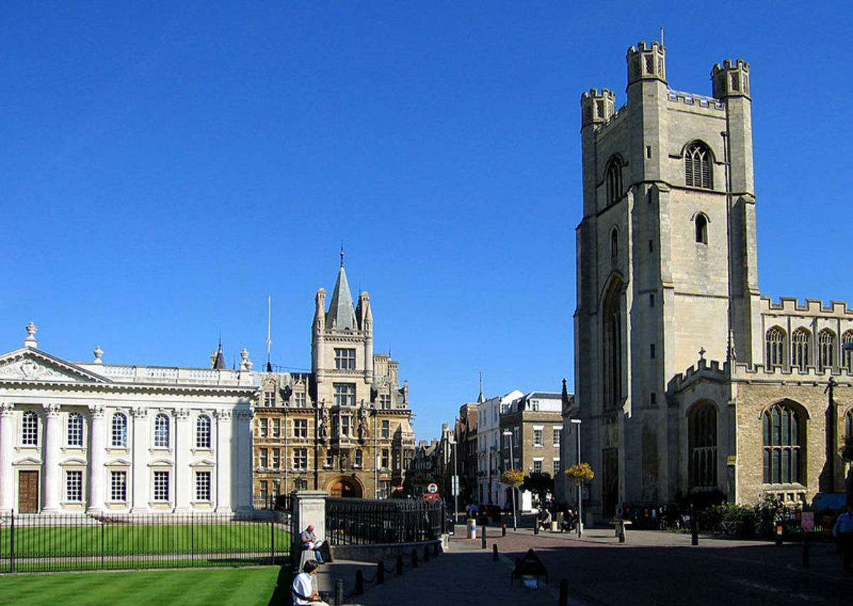 5 Things You May Not Know About Cambridge