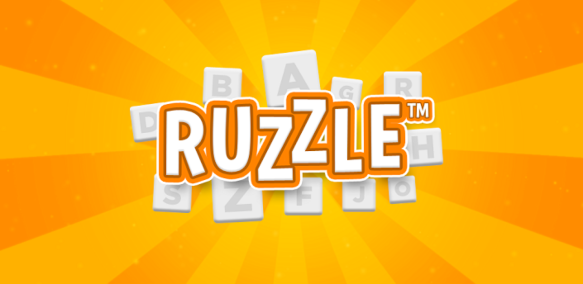 5 Games Like Ruzzle