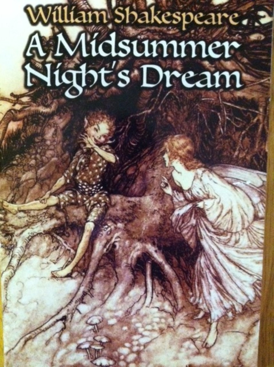 "The Perception of Lovers- William Shakespeare's ""A Midsummer Night's Dream"" and Henrik Ibsen's ""A Doll House"""