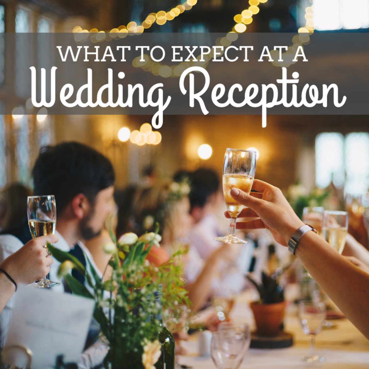 If you've never attended a wedding reception before, you may be wondering just what to expect from the experience.