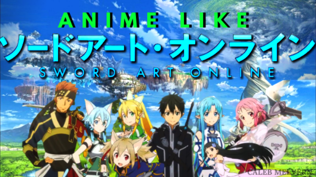 The Best Anime Like SAO